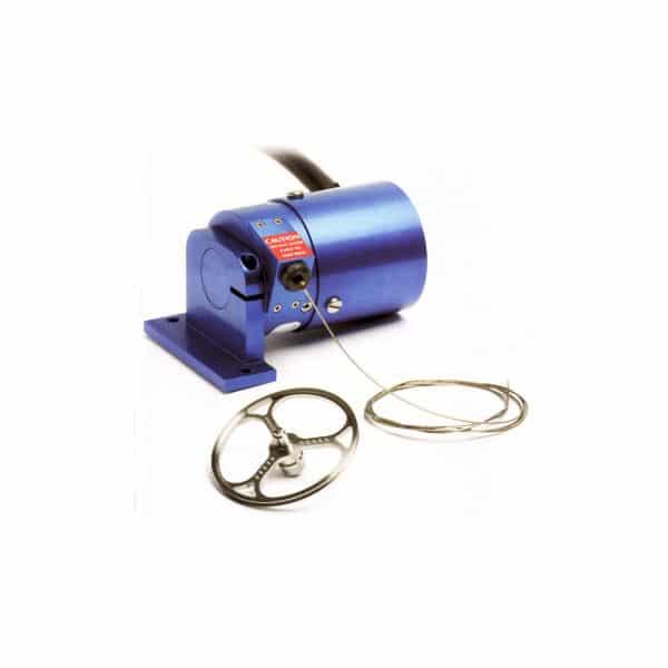Seilzugpotentiometer 160 mit Seiltrommel